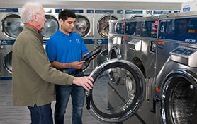 LAUNDROMAT DESIGN & BUILD