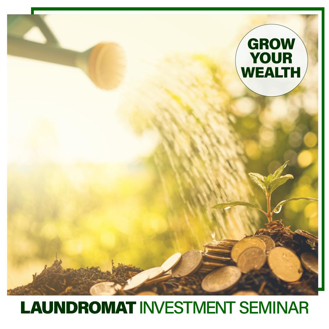 Laundromat Investment Seminar